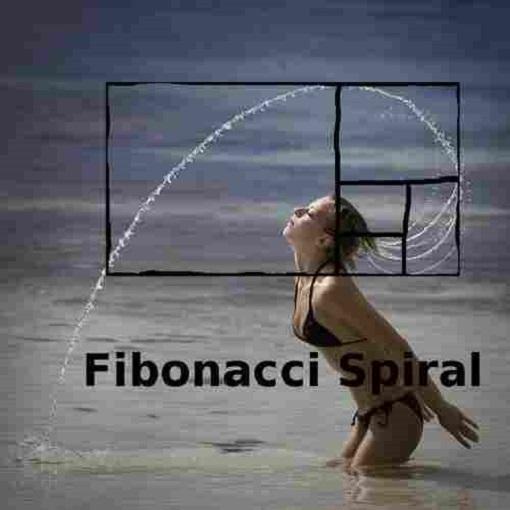 espiral fobonacci